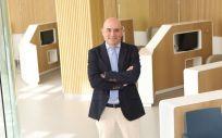 Jorge Contreras, coordinador Médico en GenesisCare Málaga