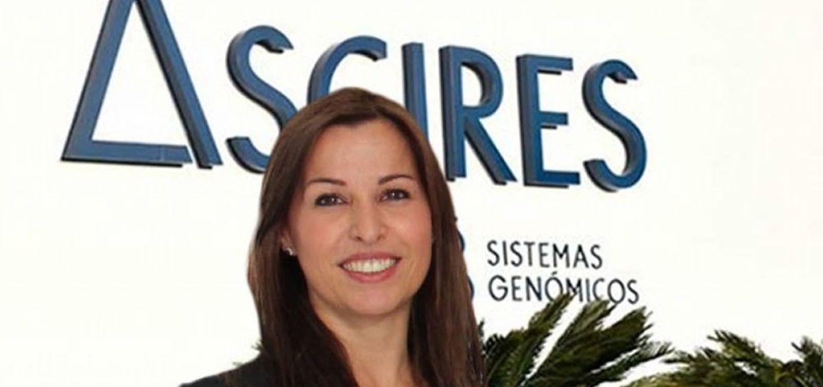 Lorena Saus, CEO de Ascires