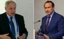 Santiago de Torres, presidente de Atrys; y José Luis Enríquez, vicepresidente de Atrys.