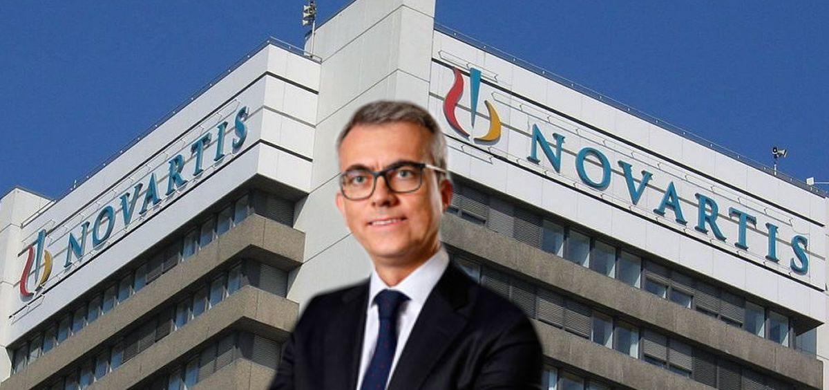Jesús Ponce, nuevo director general de Novartis en España