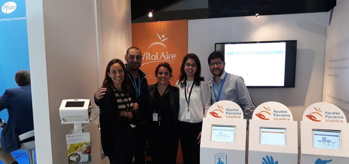 VitalAire presenta los proyectos premiados con sus 'Ayudas Paciente'