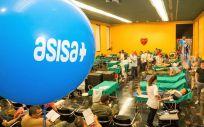 El grupo Asisa recoge 611 donaciones de sangre