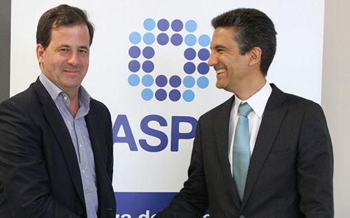 ASPE firma un acuerdo de colaboración con AENOR