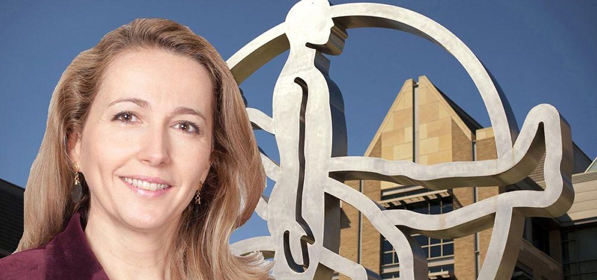 María Vila, directora general Medtronic España y Portugal