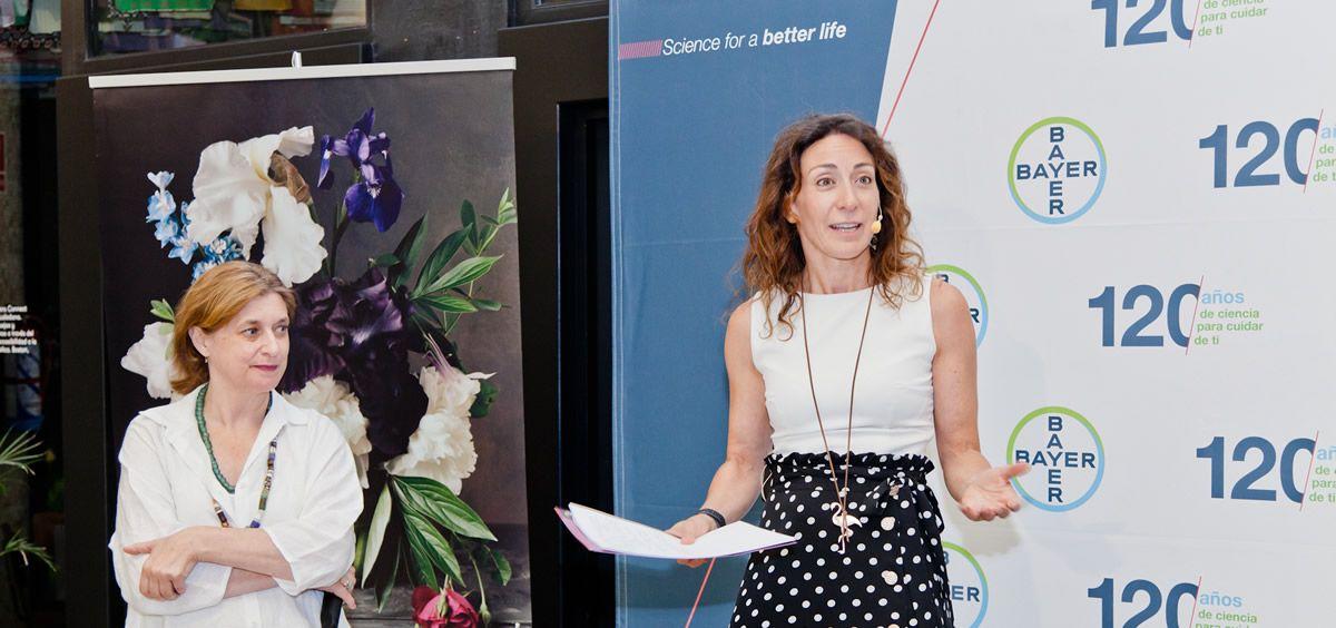 Laura Diéguez, directora de Comunicación y Public Affairs Corporativos de Bayer para España y Portugal (ConSalud.es)