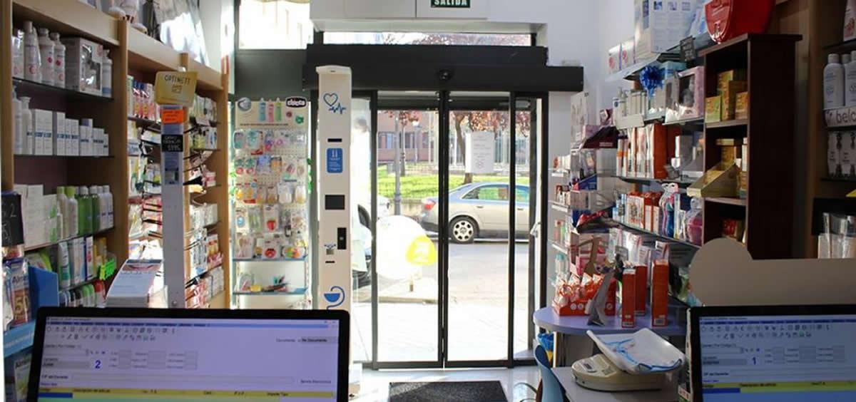 Oficina de farmacia de España (Foto: ConSalud.es)