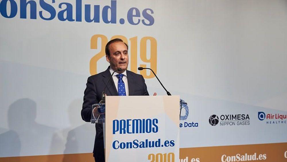 Eduardo Pastor, presidente del Grupo Cofares.