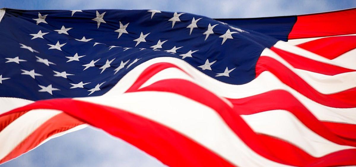 Bandera de Estados Unidos (Pixabay)