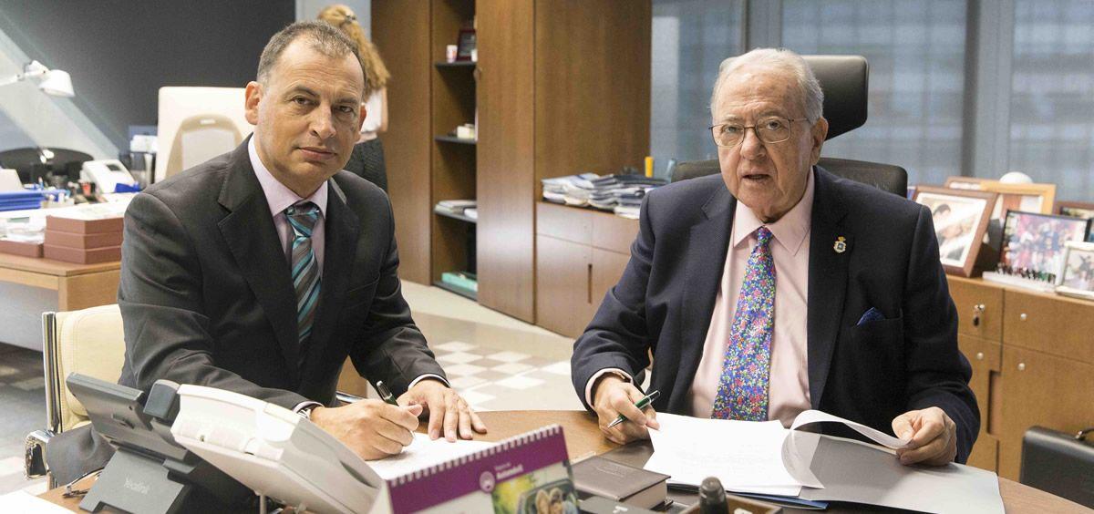 AMA Vida firma con los técnicos superiores sanitarios de Valencia su póliza colectiva