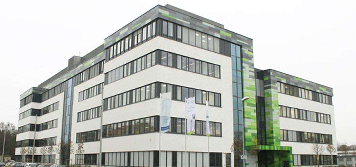 Sede de BioNTech