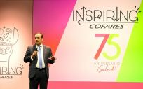 Eduardo Pastor, presidente del Grupo Cofares. (Foto. ConSalud)