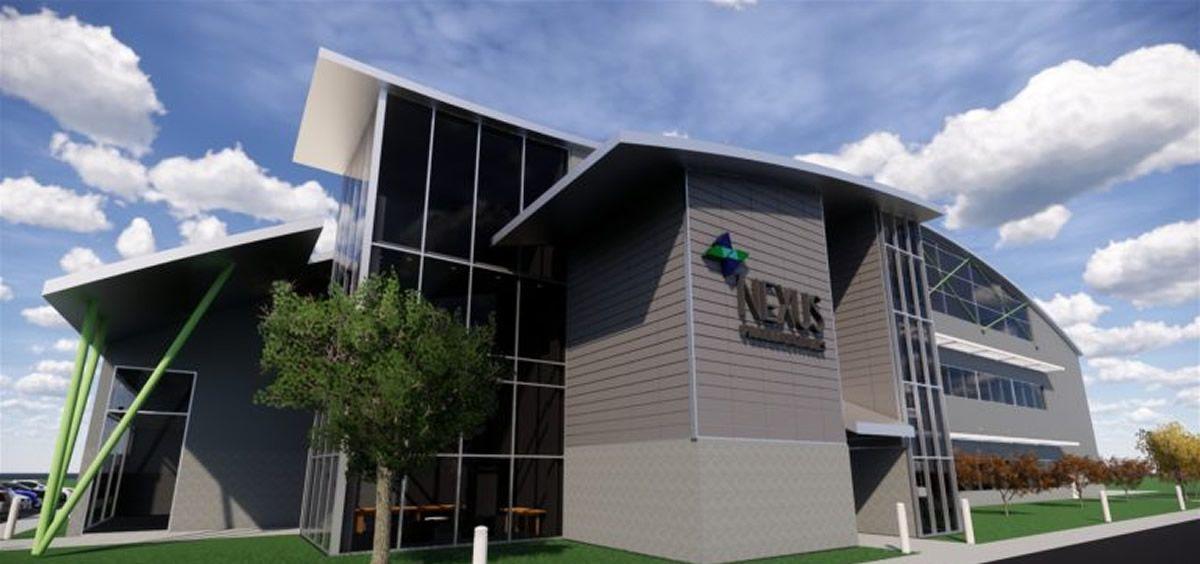 Sede de la compañía Nexus Pharmaceuticals. (Foto. Nexus Pharmaceuticals)