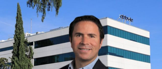 Felipe Pastrana se incorpora a AbbVie España como director general de la afiliada. (Foto. AbbVie)