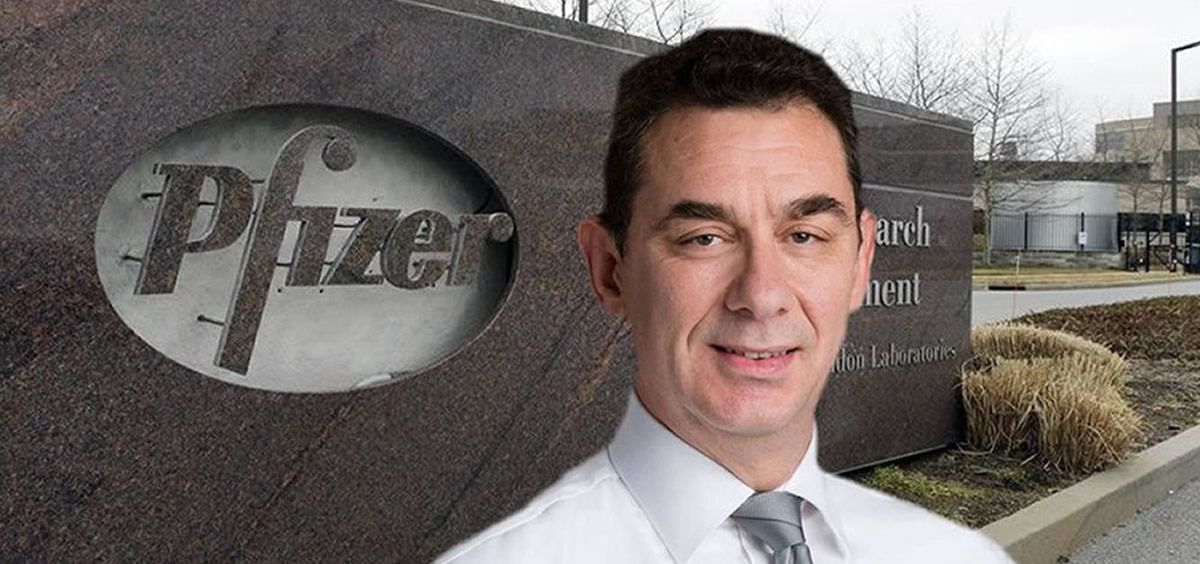 Albert Bourla, CEO de Pfizer