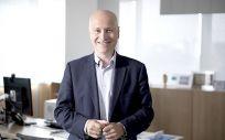 Stefanos Tsamousis, director general de Roche de España. (Foto. Roche)