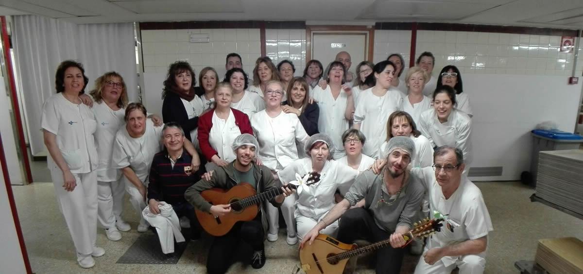ASPE y la Fundación Global Salud se suman a la gira de ''Músicos por la Salud'' (Foto. ECSalud)