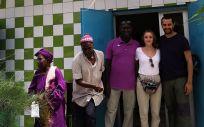 Cofares organiza un voluntariado internacional (Foto. ECSalud)
