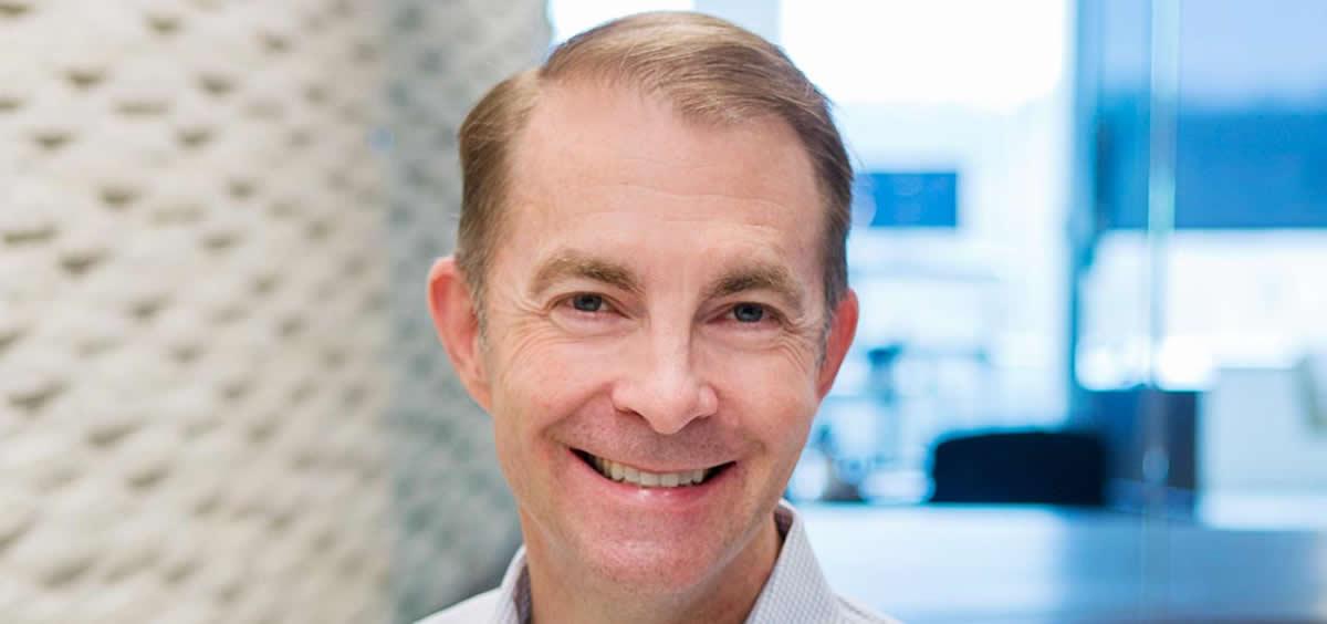 El director ejecutivo de Deciphera Pharmaceuticals, Steven Hoerter (Foto. Deciphera Pharmaceuticals)