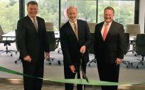 Inauguración de las oficinas de Harmony Biosciences (Foto. Harmony Biosciences)