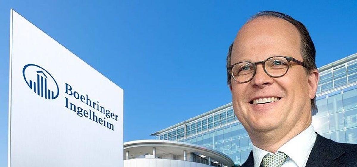 Hubertus von Baumbach, presidente del Comité Ejecutivo Internacional de Boehringer Ingelheim.