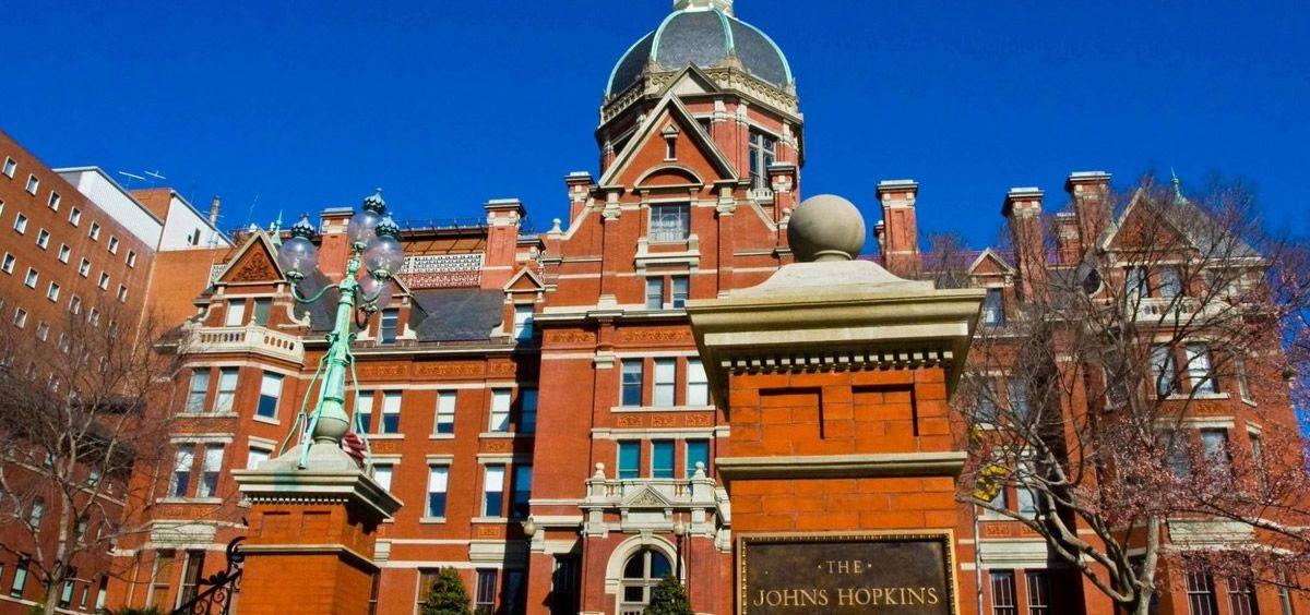 Johns Hopkins pone en marcha un centro de investigación psicodélica. (Foto. Twitter @JohnsHopkinsDOM)