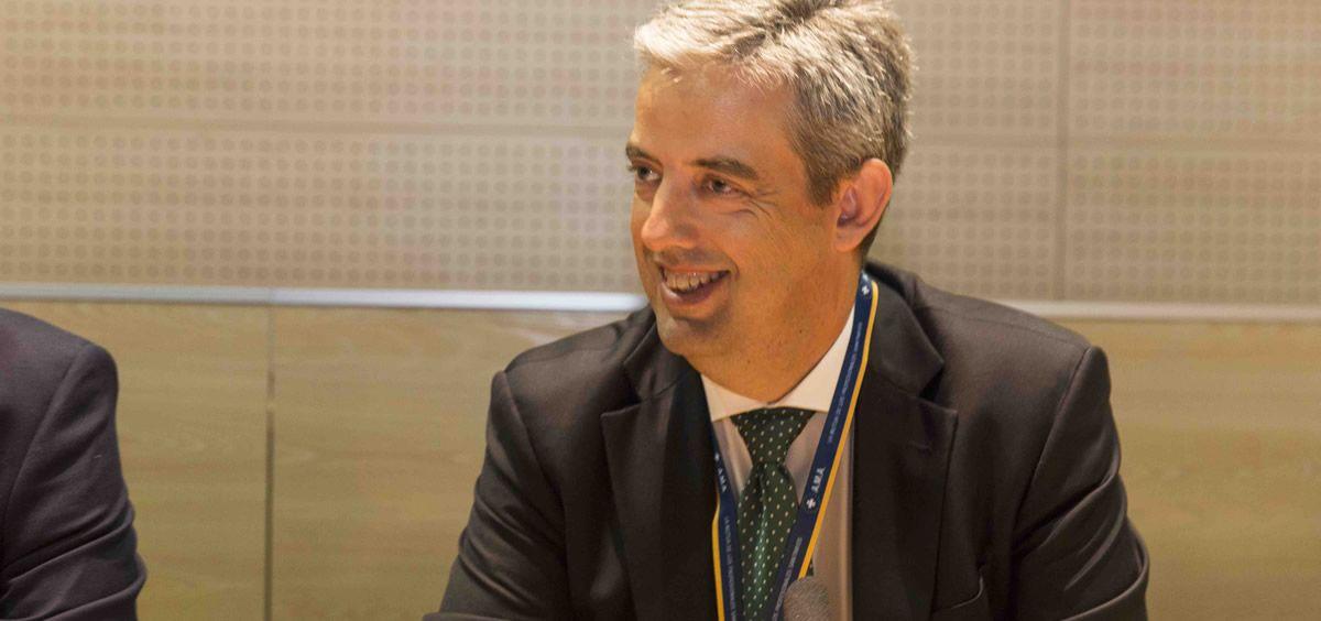 José Luis Bahillo Corral es el nuevo director general de A.M.A. (Foto. ECSalud)