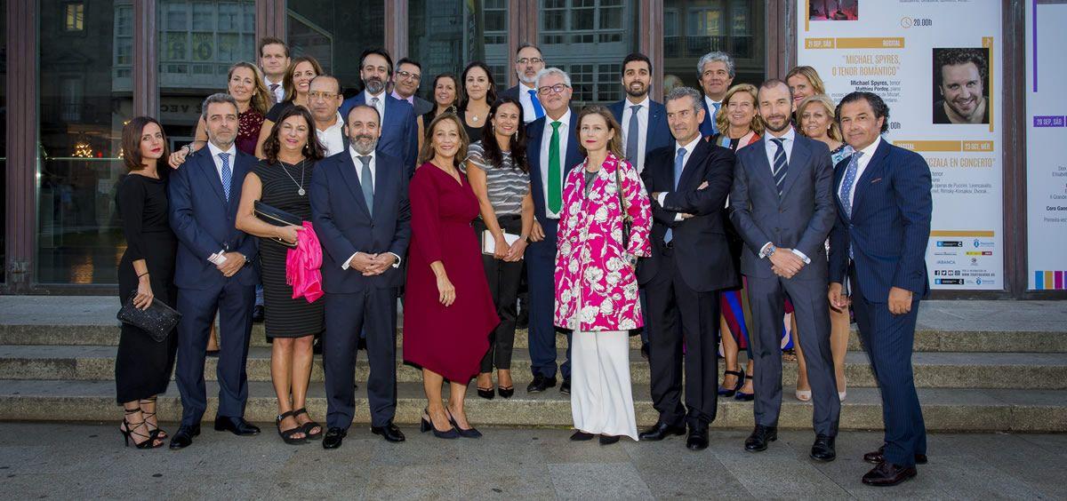 Cofares celebra su 75 aniversario en A Coruña con la representación de la ópera 'Don Giovanni'. (Foto. ConSalud)