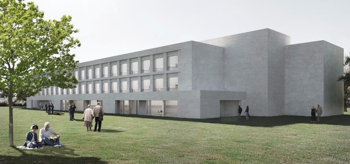 Amancio Ortega invertirá 90 millones para construir residencias de mayores en Galicia. (Foto. Fundación Amancio Ortega)