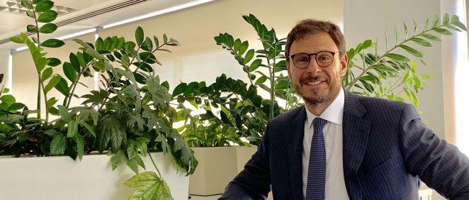Conrado Briceño, nuevo CEO de GenesisCare España. (Foto. ConSalud)