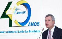 Olivier Laureau, CEO de Servier. (Foto. Servier)