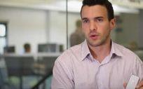 Connor Landgraf, CEO de Eko (Foto. YoutubeEko)