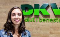 Elena Torrente (DKV), nueva asesora experta en salud digital de la OMS. (Foto. ConSalud)