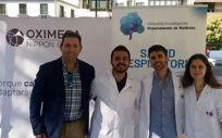 Oximesa y la facultad de Medicina de Granada presentan el Aula Oximesa UGR. (Foto. ECSalud)
