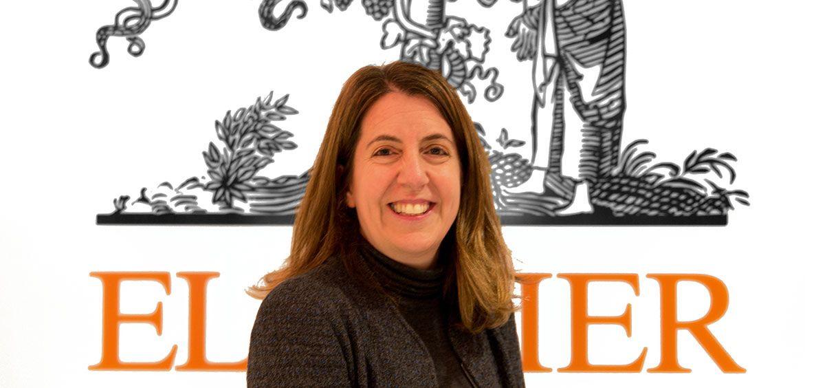 Kumsal Bayazit, CEO de Elsevier. (Foto. Elsevier)