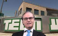 Carlos Teixeira, director general de Teva para España y Portugal