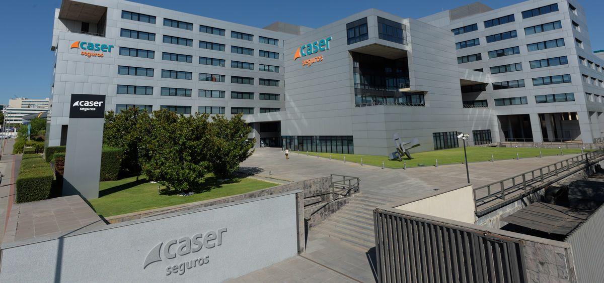 Sede de Caser Seguros. (Foto. Wikipedia)