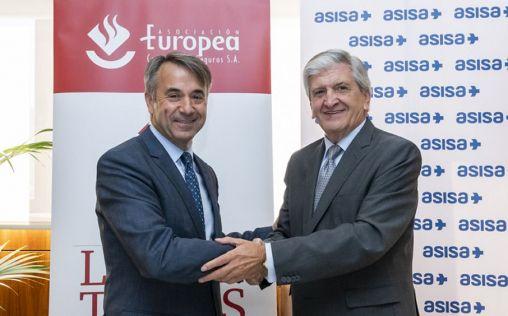 Asociación Europea distribuirá seguros de salud de Asisa