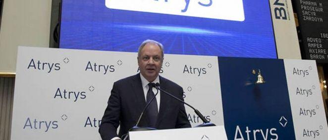 Santiago de Torres, presidente ejecutivo de Atrys. (Foto. ConSalud)