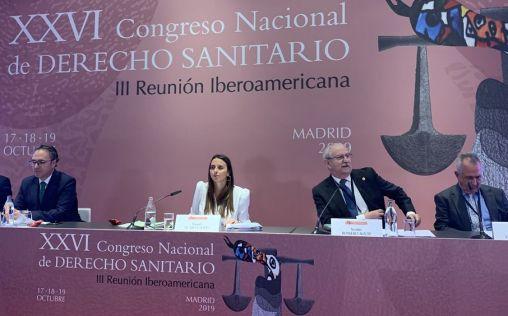 A.M.A. analiza el baremo sanitario en el XXVI Congreso Nacional de Derecho Sanitario