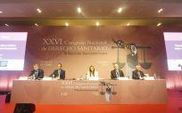 XXVI Congreso Nacional de Derecho Sanitario. (Foto. ConSalud)