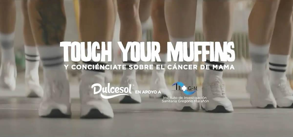 Campaña de Dulcesol en apoyo al Instituto de Investigación Sanitaria Gregorio Marañón (Foto. Captura Youtube Dulcesol)