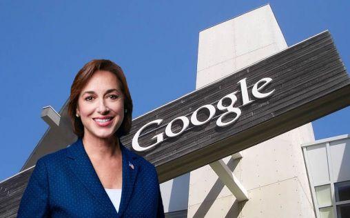 Google nombra a la exfuncionaria de salud de Obama como nueva directora de salud