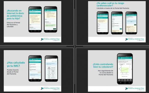Hospitales públicos de Quirónsalud en Madrid acreditan la accesibilidad de su Portal del Paciente