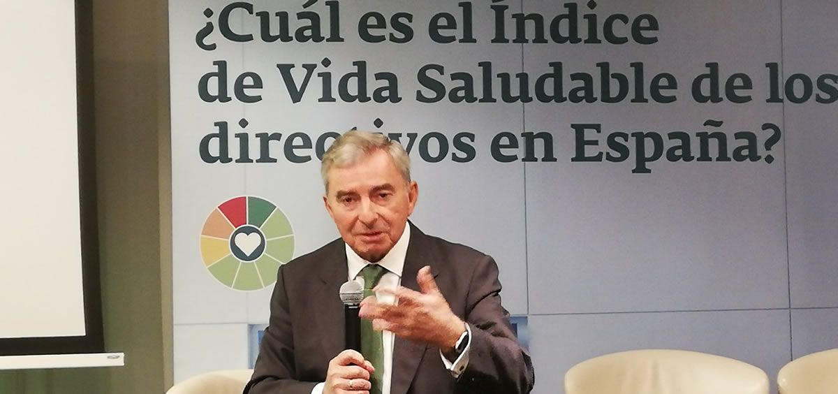 Javier Vega Seoane, presidente de DKV (Foto. DKV)