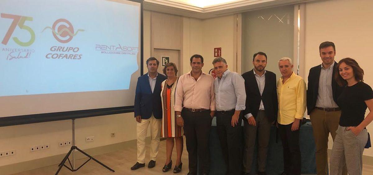 Alianza entre el Grupo Cofares y Rentasoft para potenciar la digitalización de la farmacia. (Foto. ConSalud)