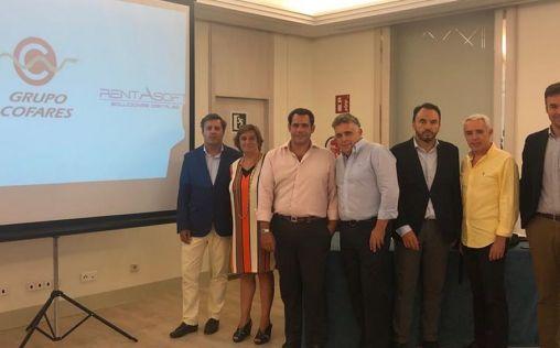 Alianza entre el Grupo Cofares y Rentasoft para potenciar la digitalización de la farmacia