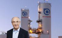 Benoît Potier, presidente y CEO de Air Liquide. (Foto. Fotomontaje ConSalud)