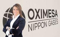 Arancha Ruiz Calzado, nueva directora comercial de Oximesa Nippon Gases