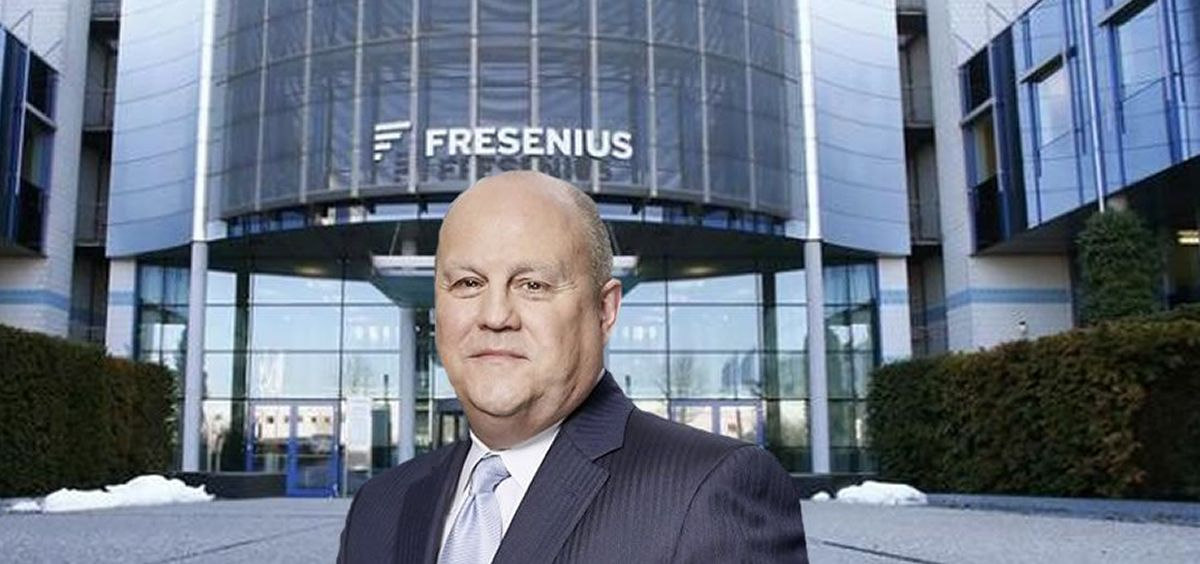 Rice Powell, CEO de Fresenius Medical Care