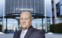 Rice Powell, CEO de Fresenius Medical Care